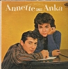 Annette - Annette Sings Anka: Like A Baby, Teddy, Train Of Love, It's Really Love - EX8/VG7 - LP Records