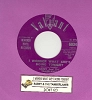 Barry & The Tamberlanes - I Wonder What She's Doing Tonight/Don't Go (with juke box label) - EX8/ - 45 rpm Records