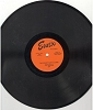 Gonzales, Babs - The Be-Bop Santa Claus/Manhatten Fable (10 inch 78 rpm record) - EX8/ - 78 rpm