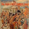 Booker, Bob & George Foster - The New First Family, 1968 - A Futuristic Fairy Tale - Classic Comedy LP featuring John Byner, Bob McFadden, Carol Corbett and other bright talents of the day. (vinyl LP record) - NM9/NM9 - LP Records