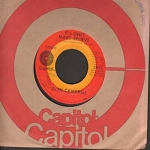 Campbell, Glen - It's Only Make Believe/Pave Your Way Into Tomorrow - NM9/ - 45 rpm Records