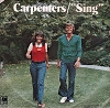 Carpenters - Sing/Drucilla Penny (with picture sleeve) - NM9/VG7 - 45 rpm Records