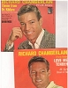 Chamberlain, Richard - 2 for 1 Special: Theme From Dr. Kildare/Love Me Tender (2 vintage first issue 45rpm records with RARE picture sleeves for the price of 1!) - NM9/VG7 - 45 rpm Records