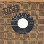 Dream Weavers - A Little Love Can Go Along, Long Way/Is There Somebody Else (first pressing with vintage Decca company sleeve) - NM9/ - 45 rpm Records