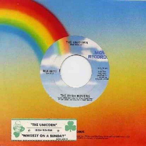 The Unicorn Whiskey On A Sunday With Juke Box Label And