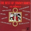 James, Tommy & The Shondells - The Best Of: Crimson And Clover, Mony Mony, Hanky Panky, Crystal Blue Persuasion, Sweet Cherry Wine, I Think We're Alone Now (vinyl STEREO LP record, gate-fold cover) - EX8/VG7 - LP Records