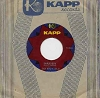 Jan & Kjeld - Banjo Boy (German)/Don't Raise A Storm (Mach doch nicht immer so viel Wind) (US Pressing with KAPP company sleeve, sung in German) - NM9/ - 45 rpm Records