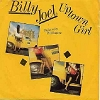 Joel, Billy - Uptown Girl/Careless Talk (with picture sleeve) - NM9/EX8 - 45 rpm Records
