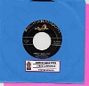 Lawrence, Steve - Pretty Blue Eyes/You're Nearer (with juke box label) - VG7/ - 45 rpm Records
