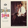 Sellers, Peter, Sophia Loren - Peter Sellers and Sophia Loren: Goodness Gracious Me!, Zoo Be Zoo Be Zoo, Ukelele Lady, Bangers And Mash, I Fell In Love With An Englishman, Fare Thee Well (vinyl LP record) - M10/EX8 - LP Records
