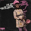 Wilson, Flip - The Devil Made Me Buy This Dress: Flip Wilson (and/or Geraldine Jones) deliver another hilarious set of comedy material. (Original first issue vinyl LP record) - NM9/NM9 - LP Records