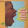 Wilson, Flip - You Devil You - Vintage comedy material including the routines of The Ugly Baby, Days Of The Knights, Dr. Freddie, The Bat, Lulu, many more! (vinyl STEREO LP record, 1968 first issue, NICE condition!) - NM9/NM9 - LP Records