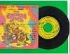 Banana Splits - Tra-La-La Song (One Banana, Two Banana) Plus 3 More Hits from their Kellogs's NBC-TV Show (vinyl EP record with picture sleeve, all 4 song lyrics on back!) - NM9/VG7 - 45 rpm Records