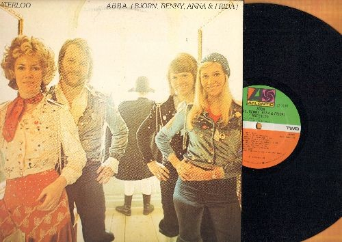 ABBA - Waterloo: Honey Honey, Ring Ring, Hasta Manana, Dance (While The Music Still Goes On), Suzy Hang Around (vinyl STEREO LP record, NICE condition!) - NM9/EX8 - LP Records