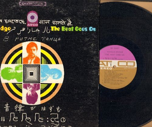 Vanilla Fudge - The Beat Goes On: Sketch, Phase One, Two, Three, Four (vinyl STEREO LP record, gate-fold cover first pressing) - NM9/VG7 - LP Records