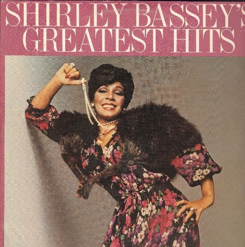Bassey, Shirley - Greatest Hits: Goldfinger, Diamonds Are Forever, Send In The Clowns, I (Who Have Nothing), Big Spender (2 vinyl STEREO LP records, gate-fold cover) - NM9/EX8 - LP Records