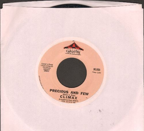 Climax - Precious And Few/Park Preserve - VG7/ - 45 rpm Records
