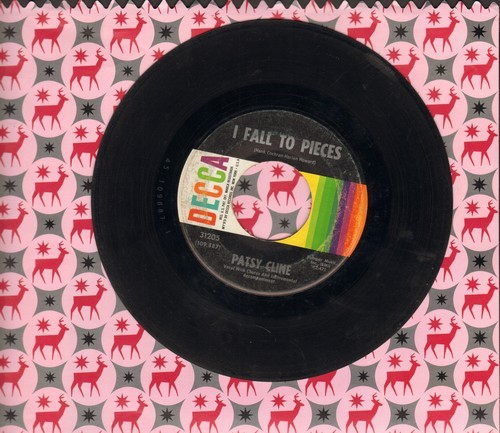 Cline, Patsy - I Fall To Pieces/Lovin' In Vain  - VG6/ - 45 rpm Records