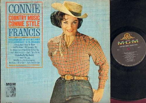 Country Music Connie Style I Fall To Pieces I Really Don 39 T Want To Know I Walk The Line