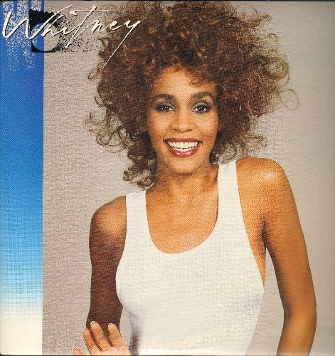 Houston, Whitney - Whitney: I Wanna Dance With Somebody, Didn't We Almost Have It All, Where Do Broken Hearts Go (vinyl LP record) - EX8/EX8 - LP Records