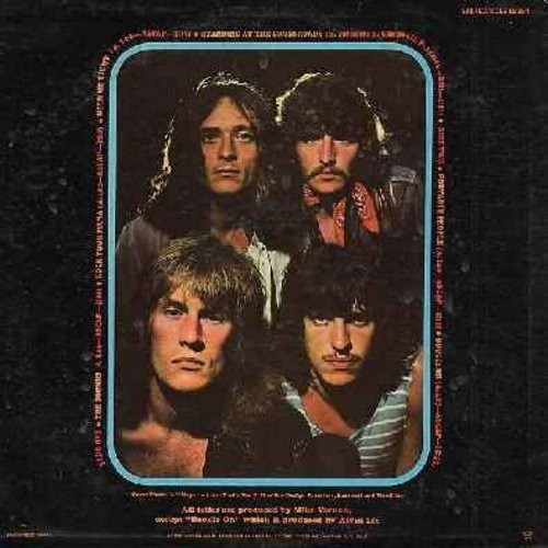 Lee, Alvin & Company - Ten Years After: The Sounds, Rock Your Mama, Standing At The Crossroads, Portable People, Boogie On (vinyl STEREO LP record) - NM9/EX8 - LP Records