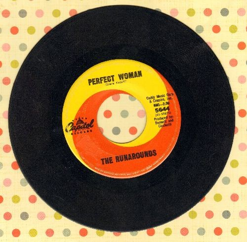 Runarounds - Perfect Woman/You're A Drag - EX8/ - 45 rpm Records