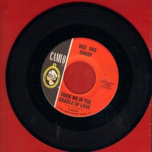 Sharp, Dee Dee - Rock Me In The Cradle Of Love/You'll Never Be Mine  - G5/ - 45 rpm Records