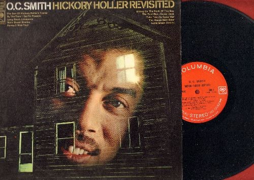 Smith, O. C. - Hickory Holler Revisited: Little Green Apples, Honey (I Miss You), By The Time I Get To Phoenix, Sitting On The Dock Of The Bay (vinyl STEREO LP record) - M10/EX8 - LP Records