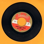 Bonds, Gary U.S. - Dear Lady Twist/Havin' So Much Fun (with juke box label) - EX8/ - 45 rpm Records