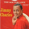 Charles, Jimmy - The Age For Love/Follow The Swallow (multi-color label with picture sleeve)(minor woc) - NM9/VG7 - 45 rpm Records