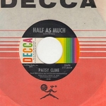 Cline, Patsy - Half As Much/Shoes (with Decca company sleeve) - NM9/ - 45 rpm Records