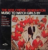 Crewe, Bob Generation - Music To Watch Girls By: A Felicidade, Let's Hang On, Winchester Cathedral, Theme For A Lazy Girl, Theme From A Man And A Woman (Vinyl STEREO LP record) - EX8/EX8 - LP Records