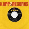 Cymbal, Johnny - Mr. Bass Man/Sacred Lovers Vow (with Kapp company sleeve) - NM9/ - 45 rpm Records