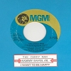 Davis, Sammy Jr. - Candy Man (from film Willy Wonka & The Chocolate Factory)/I Want To Be Happy (with MGM company sleeve and juke box label) - NM9/ - 45 rpm Records