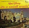 Disney - It's A Small World - vinyl STEREO LP record with picture album, purple label first issue. One of Walt Disney's catchiest tunes, written specifically for the Disney Land Attraction symbolizing friendship between different countries of the world. -