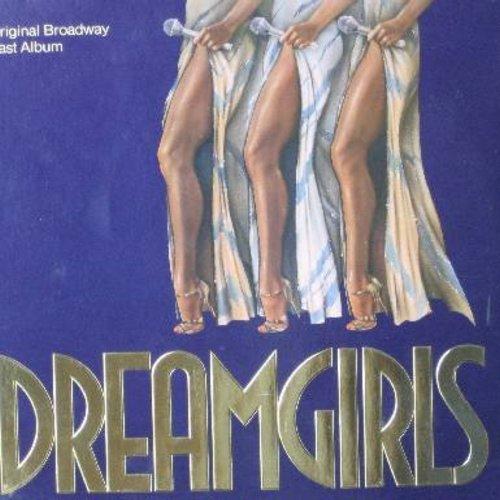 Dreamgirls Original Broadway Cast Album Vinyl Stereo Lp