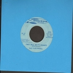 Fleetwoods - They Tell Me It's Summer/Lovers By Night, Strangers By Day - EX8/ - 45 rpm Records