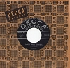 Ives, Burl - Mary Ann Regrets/How Do You Fall Out Of Love (with vintage Decca company sleeve) - NM9/ - 45 rpm Records