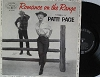 Page, Patti - Romance On The Range: Down In The Valley, Tumbling Tumble Weeds, San Antonio, Mockin' Bird Hill, The Prisoner's Song, San Antonio Rose (Vinyl MONO LP record) - NM9/EX8 - LP Records