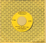 Richard, Cliff - It's All In The Game/I'm Looking Out Of The Window (with vintage Epic company sleeve) - NM9/ - 45 rpm Records