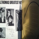 Thomas, B. J. - Greatest Hits: Billy And Sue, Hooked On A Feeling, Love Me Tender, Crying In The Chapel, Since I Don't Have You, Plain Jane, Mama (Vinyl LP record, gate-fold cover) - NM9/EX8 - LP Records