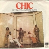 Chic - Le Freak (Freak Out!)/Savoir Faire (with picture sleeve) - NM9/VG7 - 45 rpm Records