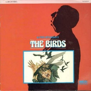 The Birds - The Birds - The 1963 Hitchcock Classic - This is a set of 2 LASERDISCS, NOT ANY OTHER KIND OF MEDIA! - NM9/NM9 - LaserDiscs