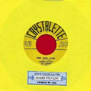 Stevens, Dodie - I Fall To Pieces/Turn Around (with Dot company sleeve and juke box label) - EX8/ - 45 rpm Records