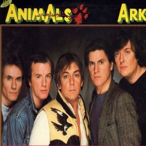 Animals - Ark: Loose Change, Hard Times, Crystal Nights, Just Can't Get Enough (Vinyl STEREO LP record) - NM9/EX8 - LP Records