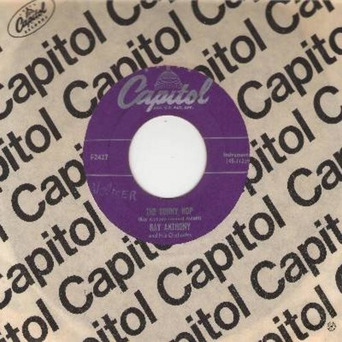 Anthony, Ray - The Hokey Pokey/The Bunny Hop  (purple label first issue with Capitol company sleeve) - EX8/ - 45 rpm Records