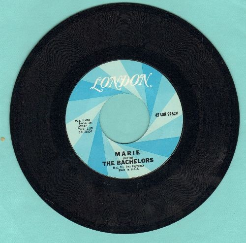 Bachelors - Marie/You Can Tell - EX8/ - 45 rpm Records