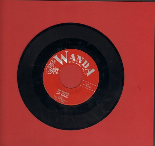 Barrett, Joe - I'm Sincere/Why Did You Break My Heart - NM9/ - 45 rpm  Records