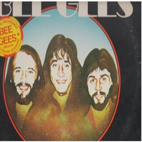 Bee Gees - Take Hold Of That Star - Re-issue of Vintage 1964 recordings: Three Kisses Of Love, Everyday I Have To Cry, Follow The Wind (Vinyl STEREO LP record, DJ advance pressing) - M10/EX8 - LP Records