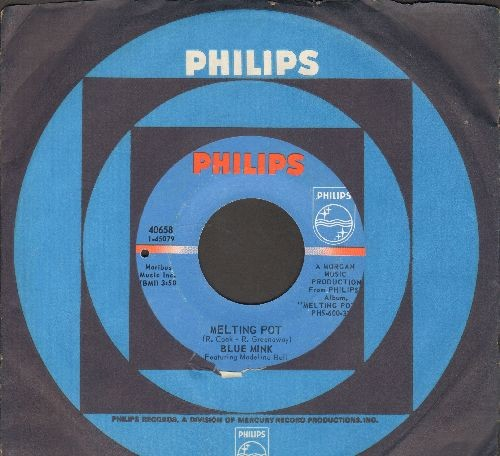Blues Image - Ride Captain Ride/Pay My Dues (with Atco company sleeve)(sol) - EX8/ - 45 rpm Records